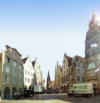 Picture of Münster, Prinzipalmarkt